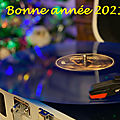 Meilleurs voeux pour 2021 ! Best <b>wishes</b> for 2021 !