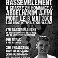 Samedi 11 mai hommage a abdelhakim ajimi a grasse