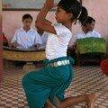 position de danse