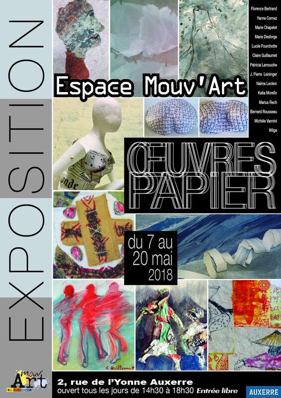 expo Mouv'Art mai 2018