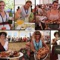 Les ripailles du festival « galop romain » d'eauze !