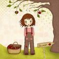 Luna pommes d'amour
