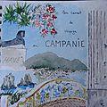 Carnet de voyage en Campanie