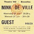 1978-06-25 Mink DeVille-Actors