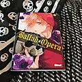 Ballad Opera tome 1 - Akaza Samamiya
