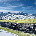 Valloire, en haut des pistes (73)