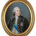 <b>Elisabeth</b> <b>Louise</b> <b>Vigée</b>-<b>Lebrun</b> (1755 - 1842), Portrait de Philippe d'Orléans & Portrait de Madame de Montesson