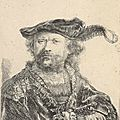 Rembrandt's religious prints: the feddersen collection on view at the snite museum of art