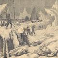 La route du pôle - Un <b>hivernage</b> à la Nouvelle-Zemble