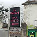Le haz'ard villeneuve sur allier allier bar restaurant