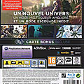 Jaquettes Arrières - Call of Duty Ghosts