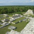 Mayapan - North View from top of Kukulcan Temple