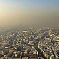 Alerte a la pollution atmosphérique en ile-de-france