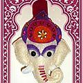 Ganesh à vous côté...
