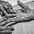Au sujet de la main !!!