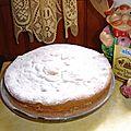 Gâteau des anges d'andrea