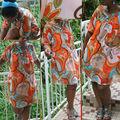 Robe de mai : une robe toute en couleurs