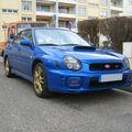 Subaru impreza WRX STI 01