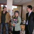 inauguration local - discours