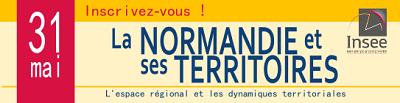 Colloque au MADRILLET 31 MAI 2018: L'INSEE propose une première réflexion bilan du retour à l'unité normande