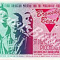 Bronski beat: live at st james's church, picadilly, sat. 28th july 1984   flyer & articles