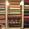 Tweed, chiné , bouclettes, peaux ... un côté