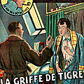 La <b>griffe</b> de Tigre