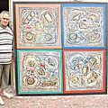 Abderrahmane Zenati <b>artiste</b> <b>peintre</b> Oujda: Est-il possible de vivre au Maroc de son art ?