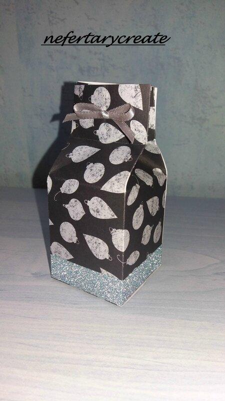 Mes petites boîtes de chocolats