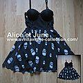 Abbey Dawn Ghoul School Ballerina Dress