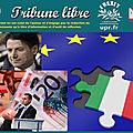 Italie : et maintenant ? [réédition]
