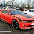 Chevrolet camaro SS de 2014 (Rencard Vigie fevrier 2014) 01