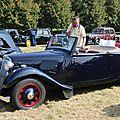 Photos JMP © Koufra12 - Traction avant 80 ans - 00174