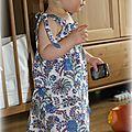 Celle qui voulait une robe comme maman ...