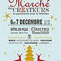 <b>Marché</b> des <b>Créateurs</b>