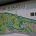 en promenade au jardin botanique de la ville de Paris: