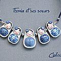 Thonia et ses soeurs