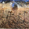 Anselm Kiefer: Field of the Cloth of Gold: <b>Galerie</b> GAGOSIAN Le Bourget 93350