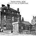 FOURMIES-Hôtel Jean
