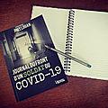 Journal du front d'un soldat du Covid-19- Jimy Logan