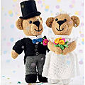 Bridal Bears - Susie Johns