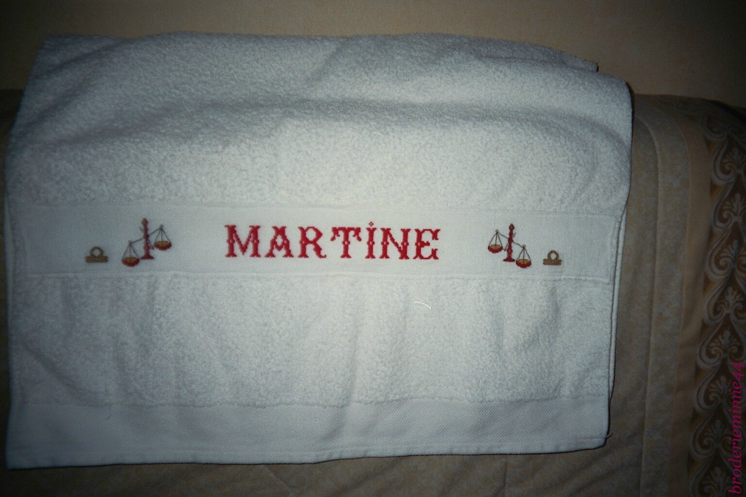 MARTINE - BALANCE