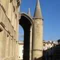 Montpellier, rabelais et la fac de médecine