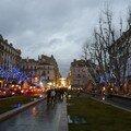 Ciel de pluie Marseille décembre 2007