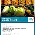 Kimchi par michelle obama