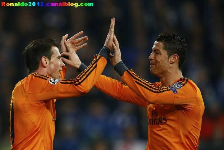 Schalke 04 Real Madrid 1 - 6 (14)