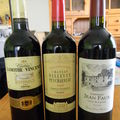 Dégustation de vin à la maison!