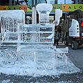 Rélocos - Les magnifiques sculptures de <b>glace</b>, un art éphémère