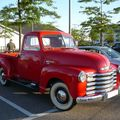 <b>CHEVROLET</b> 3100 pick-up 1949