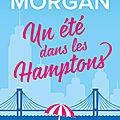 Un été dans les <b>Hamptons</b> [From New York with Love #2] de Sarah Morgan